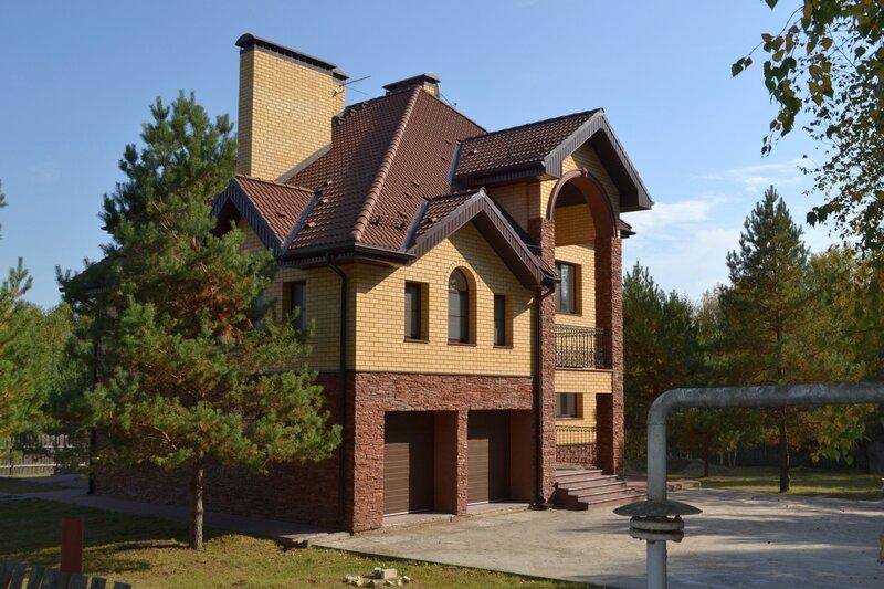 Строительство коттеджей в Московской области