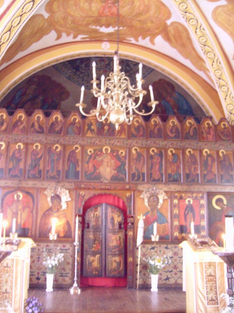 православный храм — Сергиевское подворье — Париж, фото №1