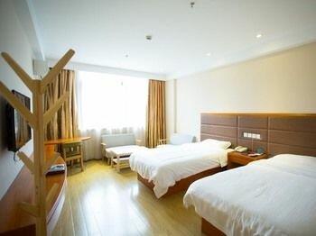GreenTree Inn Shanghai Caohejing Songjiang Jiuxin Road Business Hotel