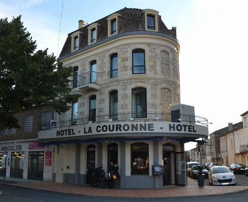 Hôtel La Couronne
