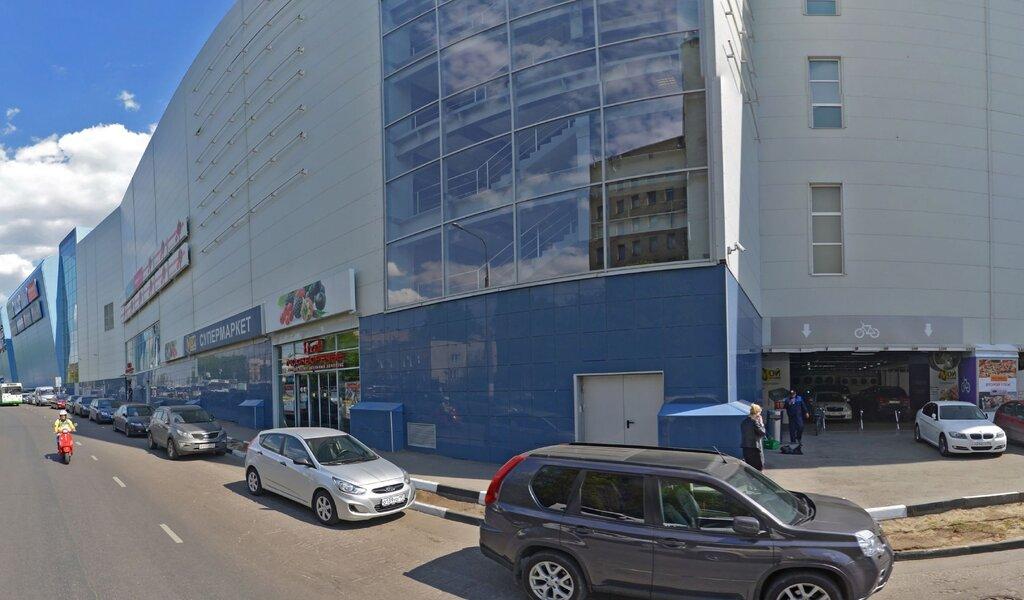 Панорама магазин электроники — М.Видео — Москва, фото №1
