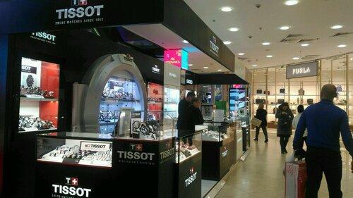 Tissot shop москва
