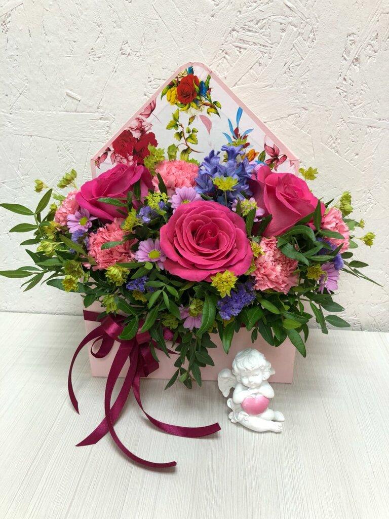 Свадебный букет, тема цветов и подарков москва