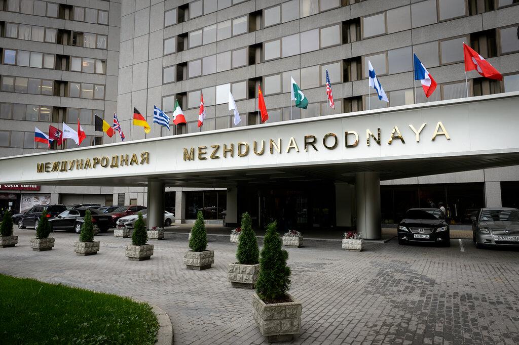 гостиница — Апарт-отель Международная — Москва, фото №1