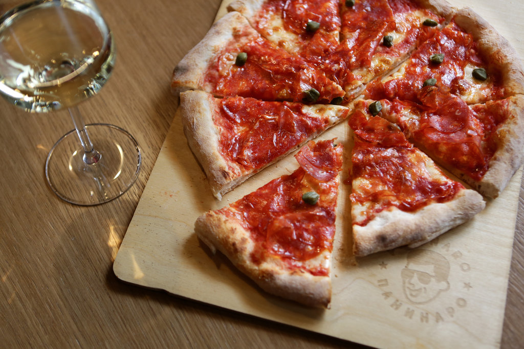 pizzeria — Paninaro — Saint Petersburg, фото №10