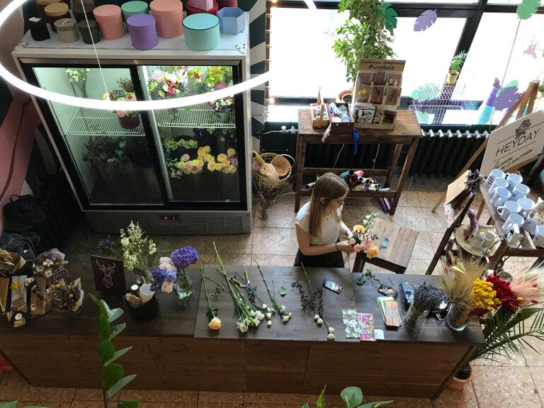 Магазинов, магазины цветов в самаре