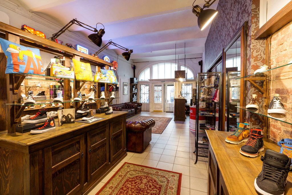 магазин обуви — Fab Store — Санкт-Петербург, фото №2