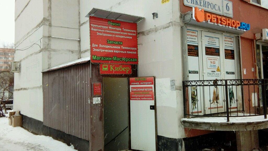 ремонт аудиотехники и видеотехники — Remont Кибер — Санкт-Петербург, фото №1