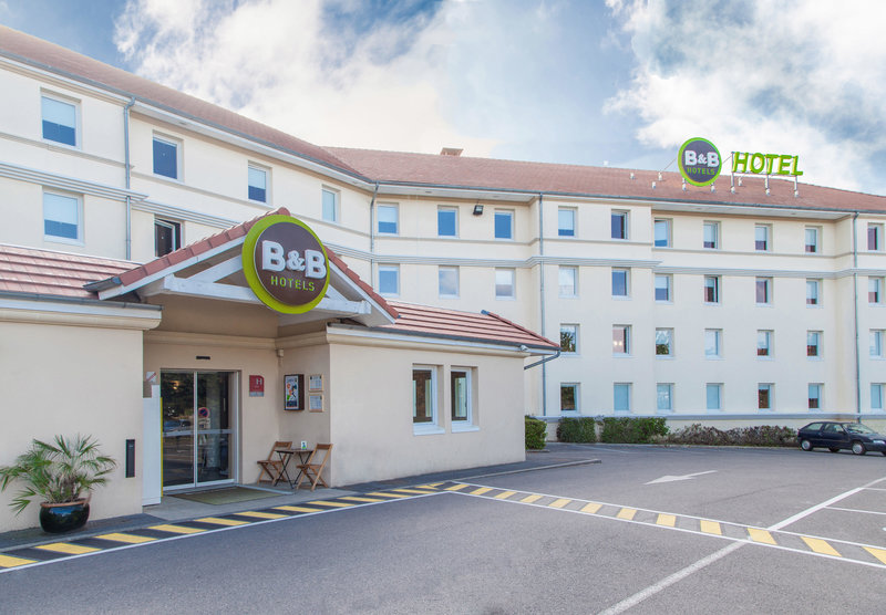 B&b Hotel Marne-La-Vallee Bussy