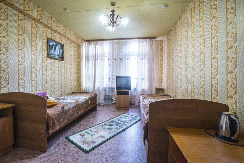 Гостиница на Култукской