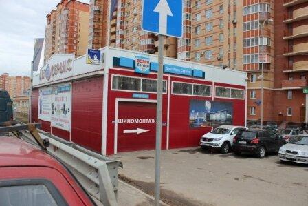 автосервис, автотехцентр — H2O Auto Одинцово — Москва и Московская область, фото №2