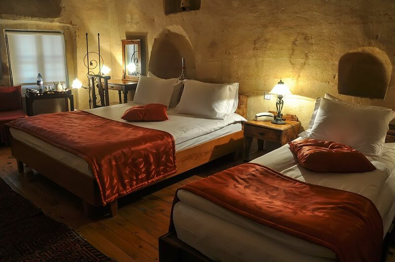 4oda Cave House Boutique Hotel