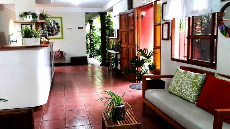 Ecohotel Arbol De Fuego