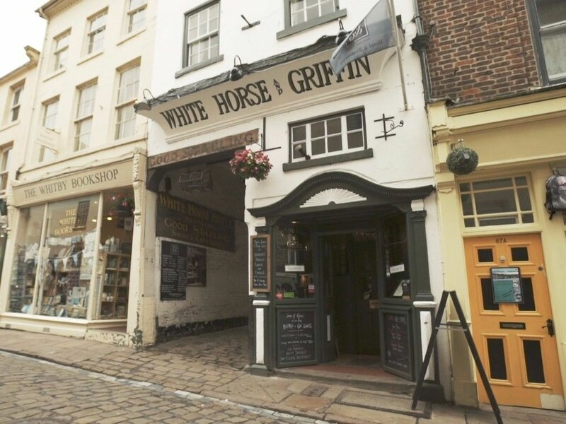 The White Horse & Griffin
