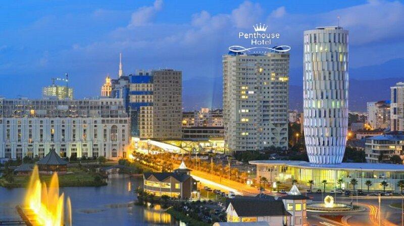 Отель Penthousehotel Batumi
