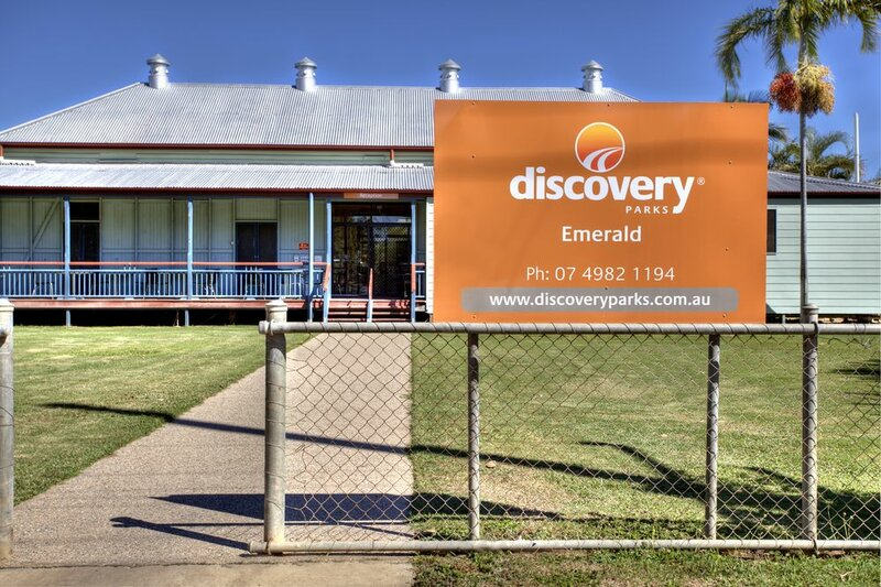 Discovery Parks - Emerald