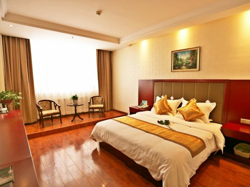 Greentree Inn Changfeng Rd Express Hotel