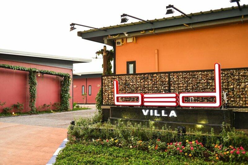 Bed Villa Resort Chaing Rai