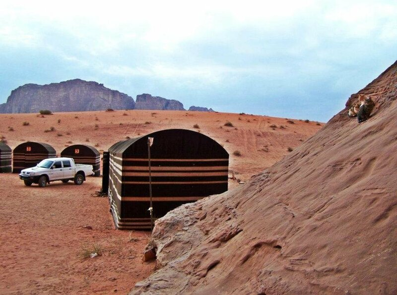 Real Bedouin Camp