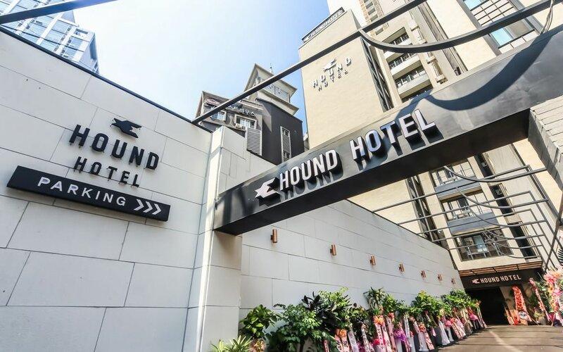 Hound Hotel Seomyeon-Bumcheon