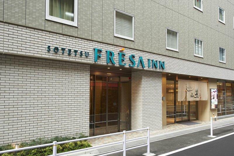 Sotetsu Fresa Inn Ginza-Nanachome