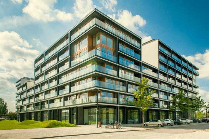 Апартаменты Warsaw Design