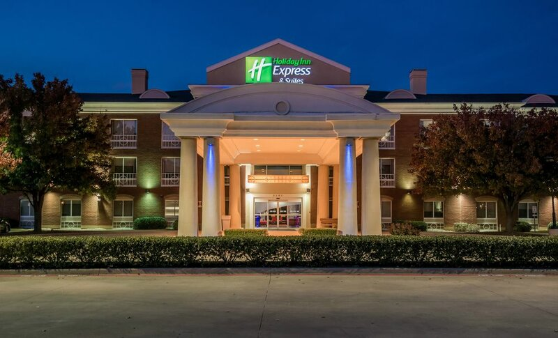 Holiday Inn Express Dallas-North Tollway