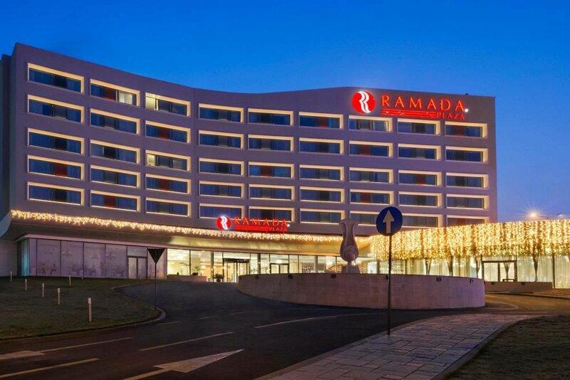 Ramada Plaza by Wyndham Craiova