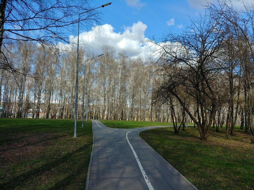 Пролетарский парк адрес тула фото