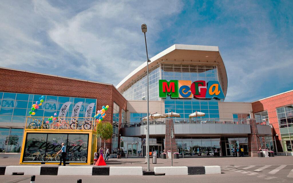 торговый центр — Мега — Химки, фото №1