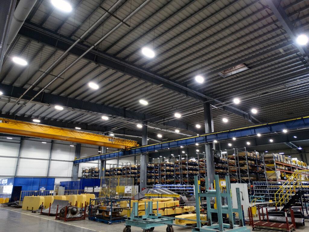 фото светильники производство заявлению