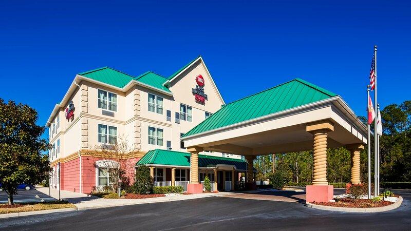 Best Western Plus First Coast Inn & Suites