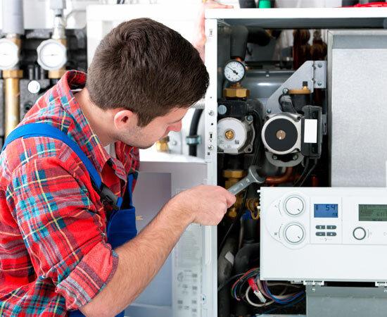 Преимущества системы газового отопления