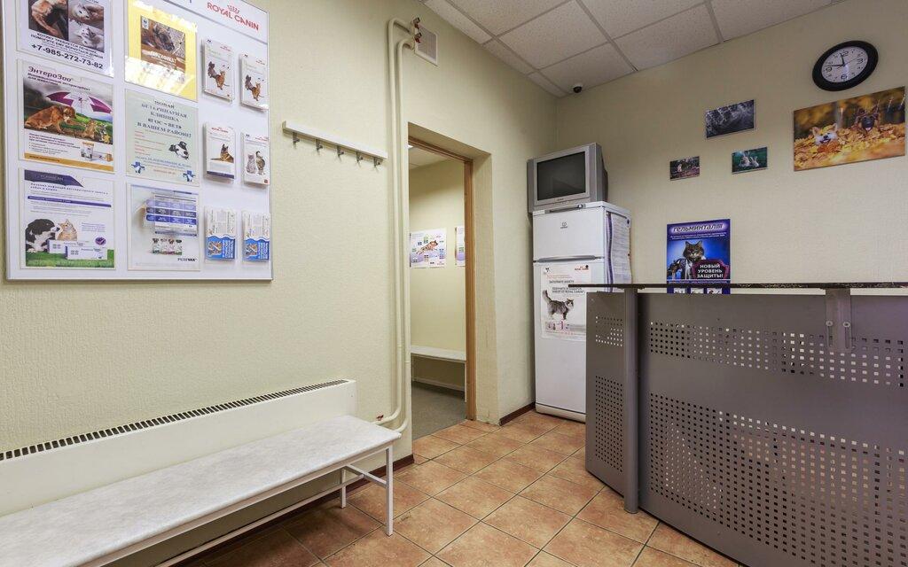 ветеринарная клиника — Гос-Вет — Москва, фото №8
