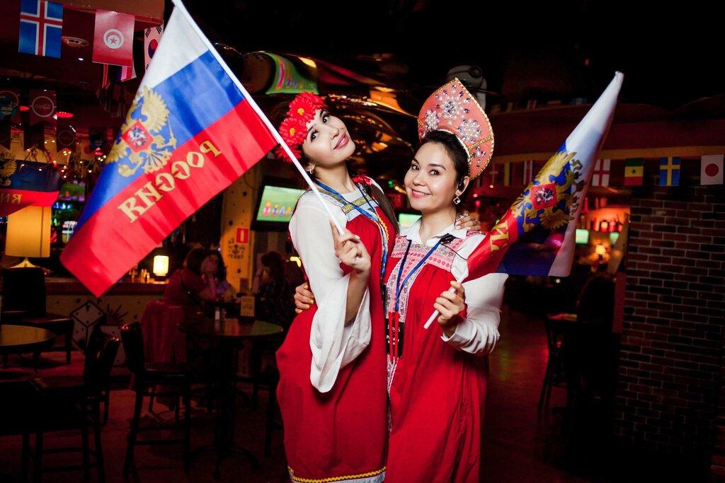 бар, паб — Papa'S Bar & Grill — Москва, фото №2