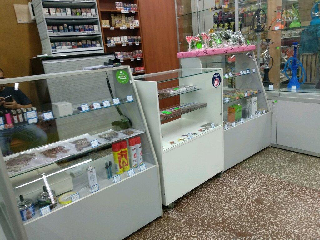 Табачных изделий и курительных принадлежностей продажа всех сигарет табачных изделий