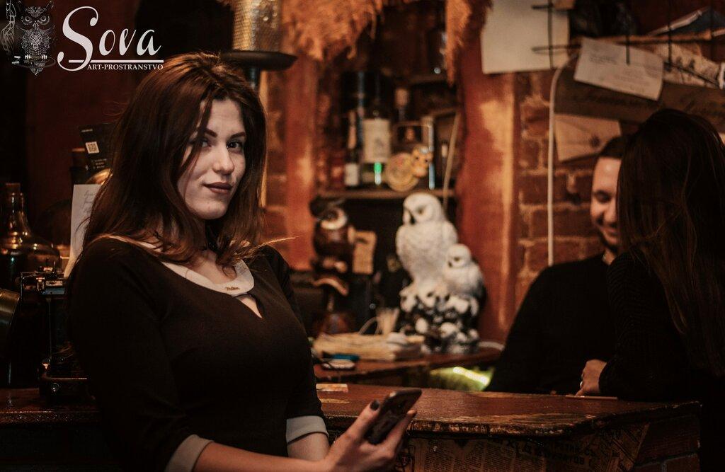 hookah bar — Sova Art Prostranstvo — Saint Petersburg, фото №9