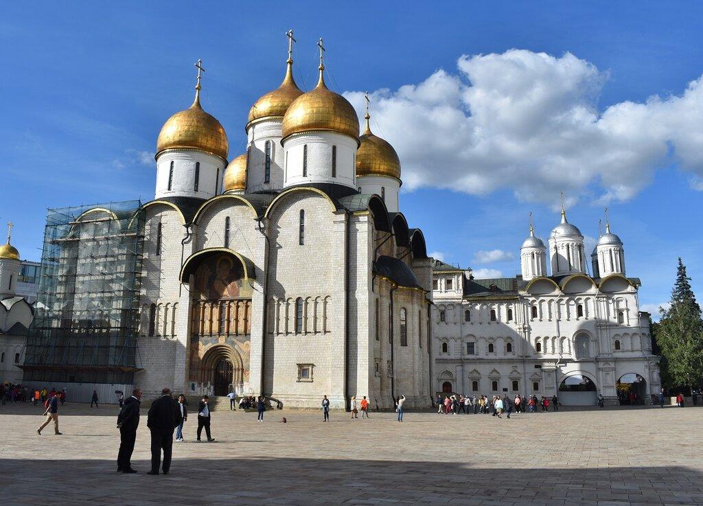 православный храм — Церковь Двенадцати апостолов — Москва, фото №1