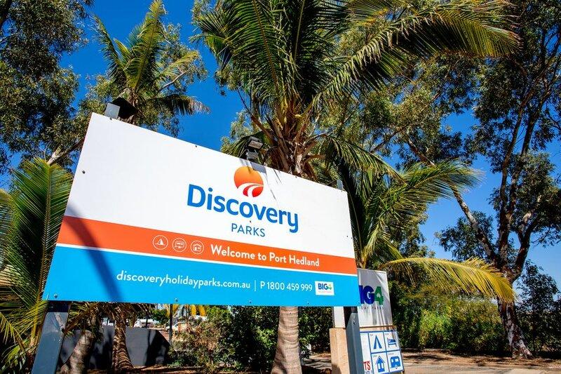 Discovery Parks – Port Hedland