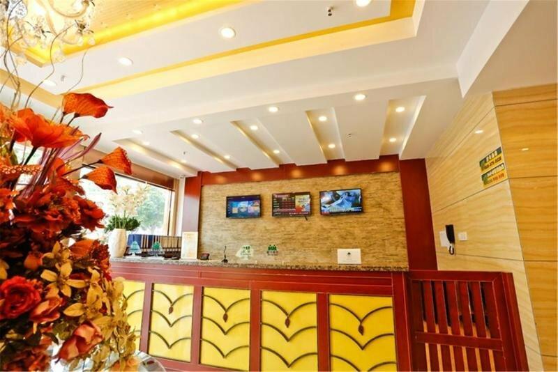 GreenTree Inn Nantong Development Zone Central Avenue Hotel