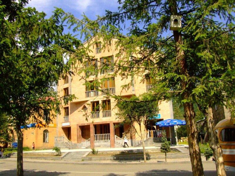 Гостиница Централ