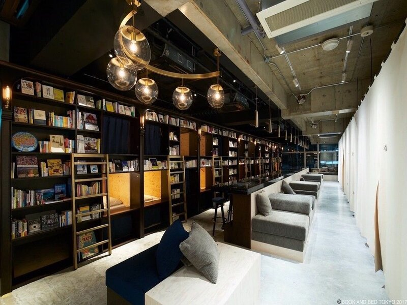 Book And Bed Tokyo Asakusa - Hostel