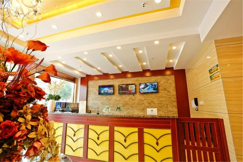 Greentree Inn Renmin Road Zhong Xing Express