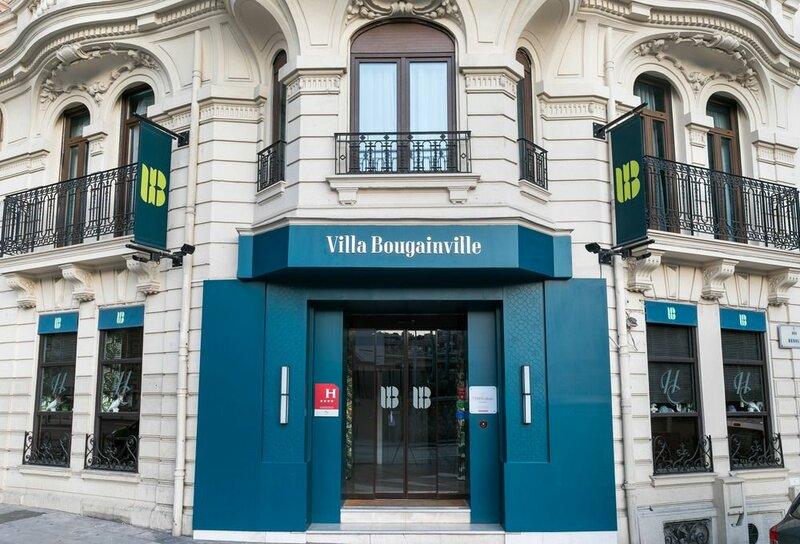 Villa Bougainville by Happyculture