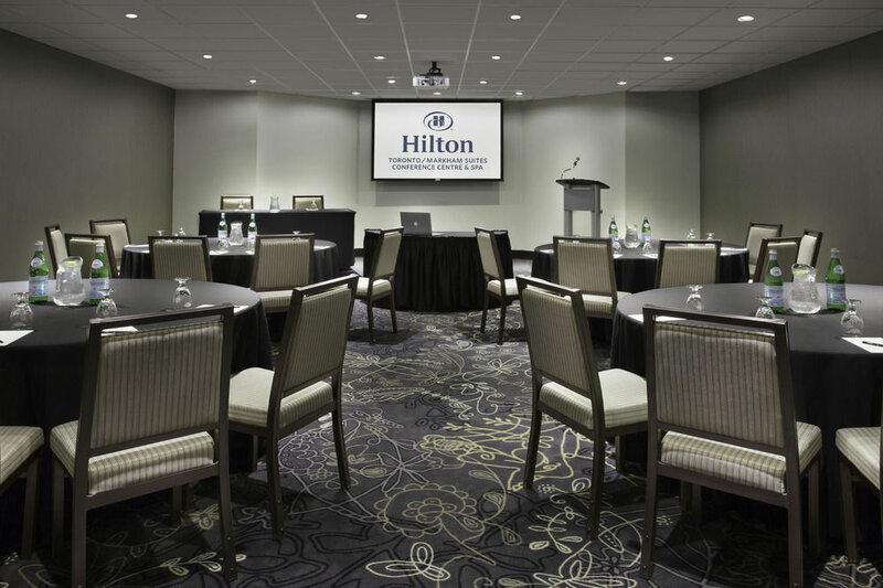 Hilton Suites Toronto/Markham Conference Centre & SPA