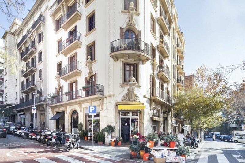 Апартаменты Thesuites Barcelona