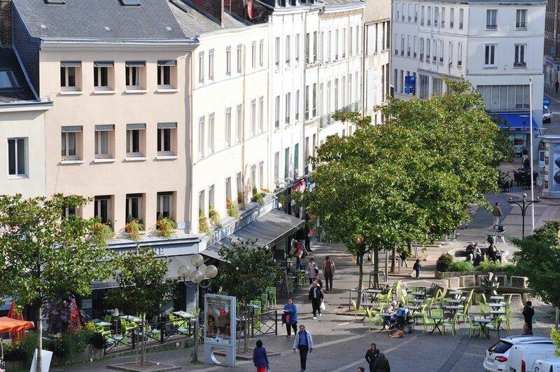 B&b Hotel Rouen Centre St Sever