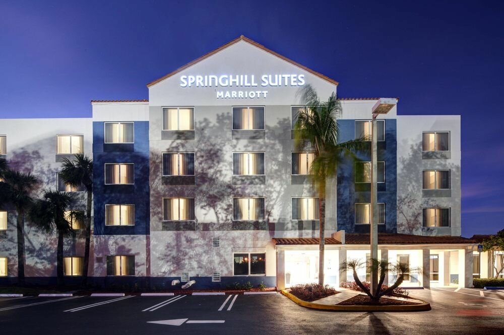 SpringHill Suites Port St. Lucie, oteller, United States of ...