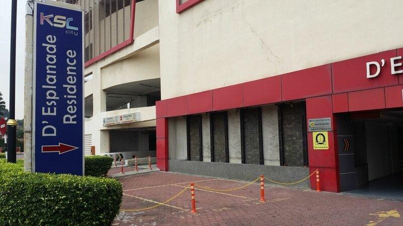 D'esplanade Residence - Sweet Dreams @ Johor City Mall