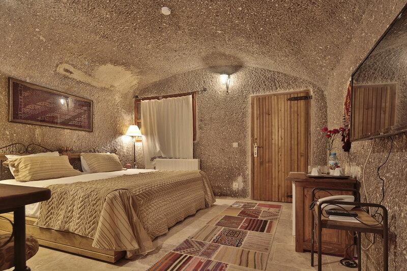 Отель Tekkaya Cave